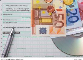 Keine Abschaffung der Abgeltungssteuer